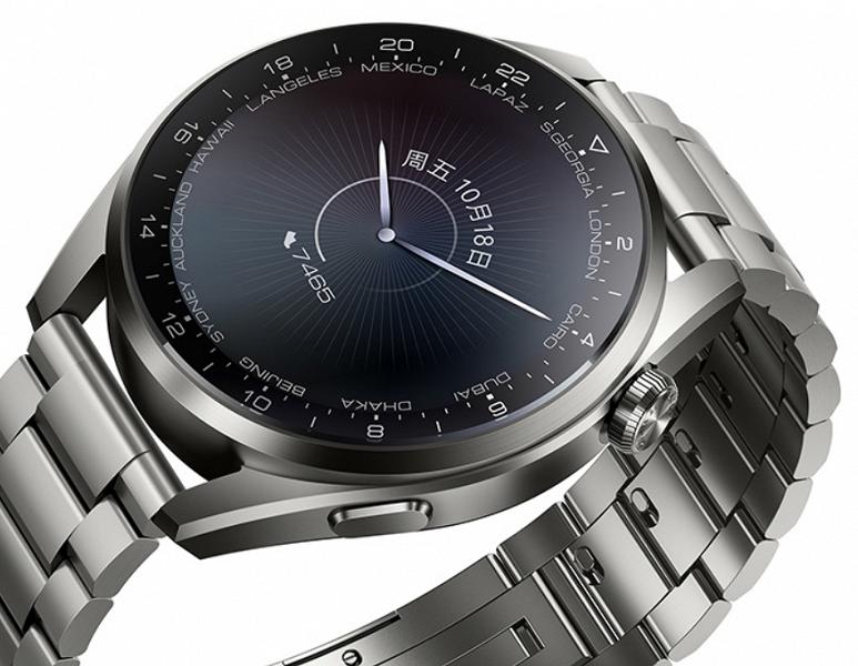 Экран AMOLED, сапфировое стекло, NFC, eSIM и HarmonyOS 2.0 по цене от 410 долларов. В Китае стартовали продажи умных часов Huawei Watch 3 и Watch 3 Pro