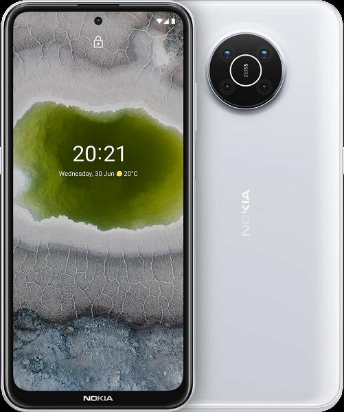 5G, оптика Zeiss, ёмкая батарея, NFC и Android 11. Стартовали продажи Nokia X10 в России