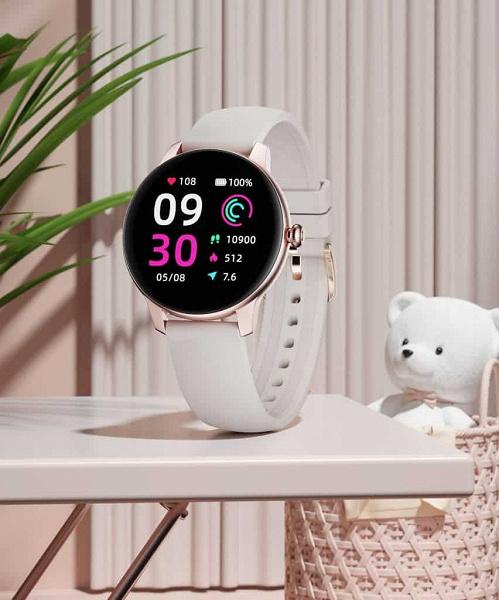 Представлены новые умные часы Xiaomi с IP68 и 30 днями без подзарядки