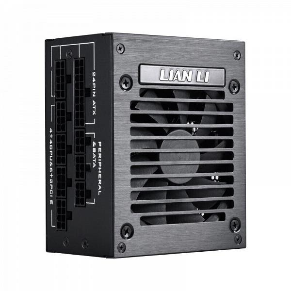 Lian Li SP750 — блок питания типоразмера SFX мощностью 750 Вт с модульной кабельной системой