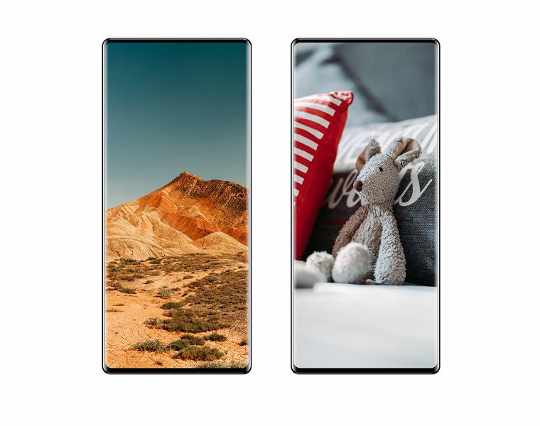 Гиперболоидный экран, Snapdragon 888+ и новая память uMCP5. Опубликованы характеристики Xiaomi Mi Mix 4