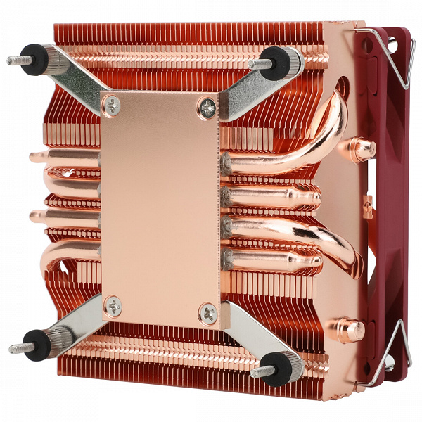 Представлена процессорная система охлаждения Thermalright AXP90-X47 Full Copper