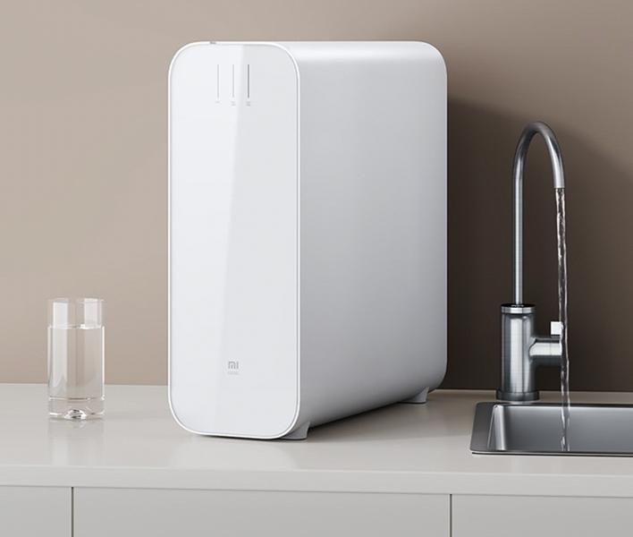 Представлен новейший очиститель воды Xiaomi Mi Water Purifier 1200G