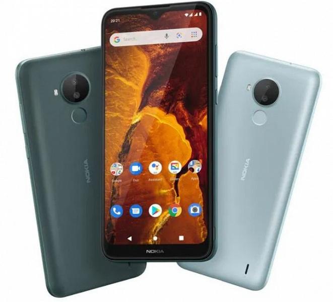 6000 мА·ч, двойная камера и Android 11 Go Edition за 8700 рублей. Представлен недорогой монстр автономности Nokia C30
