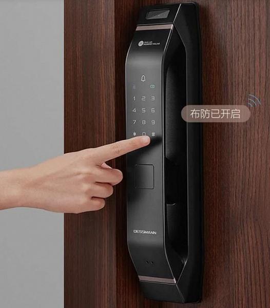 Huawei представила умный замок Smart Selection Dessmann Smart Door Lock с записью данных в облако, шестью методами разблокировки и управлением домашней электроникой