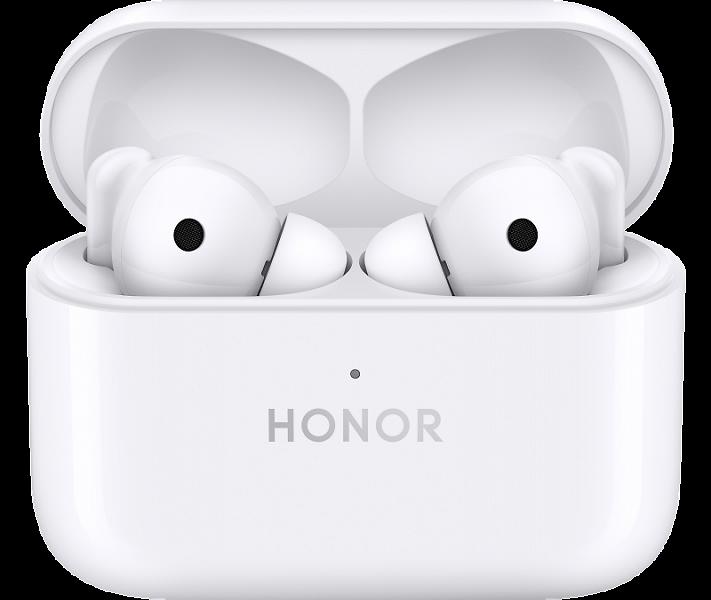 Активное шумоподавление, недорого: беспроводные наушники Honor Earbuds 2 Lite прибыли в Россию