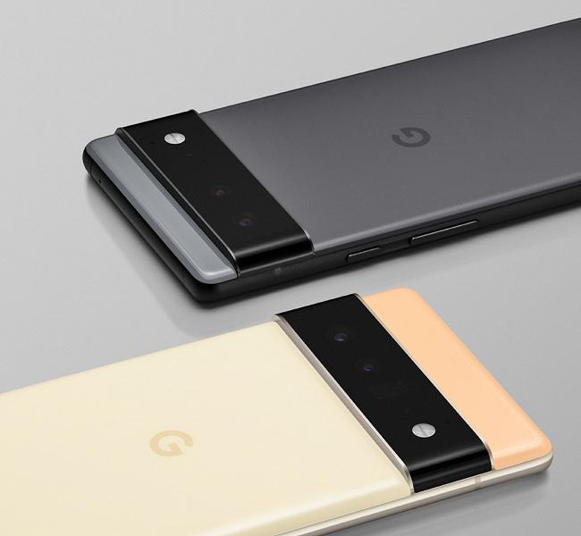 Слух: Google Pixel 6 и Pixel 6 Pro представят 13 сентября