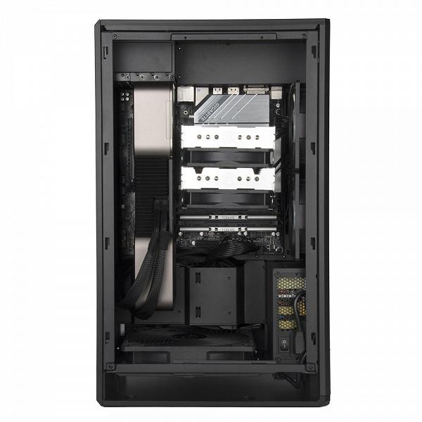 Компьютерный корпус SilverStone ALTA G1M будет предложен в белом и чёрном вариантах