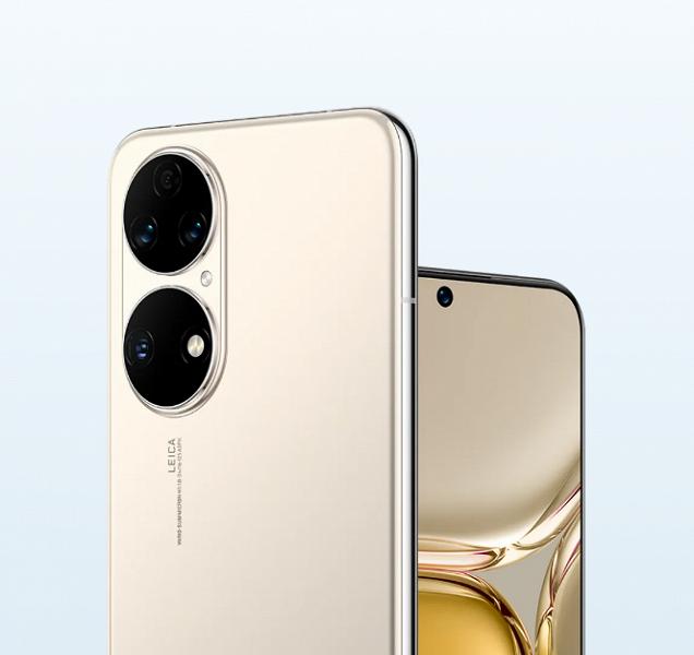 Первый смартфон на Snapdragon 888 и с HarmonyOS 2.1. Huawei P50 поступит в продажу в сентябре