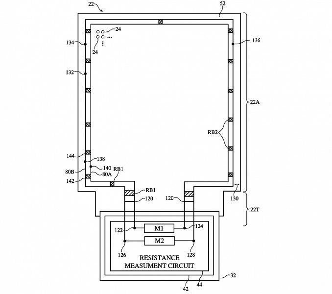Будущие iPhone получат технологию обнаружения трещин на экране? Apple запатентовала такую разработку