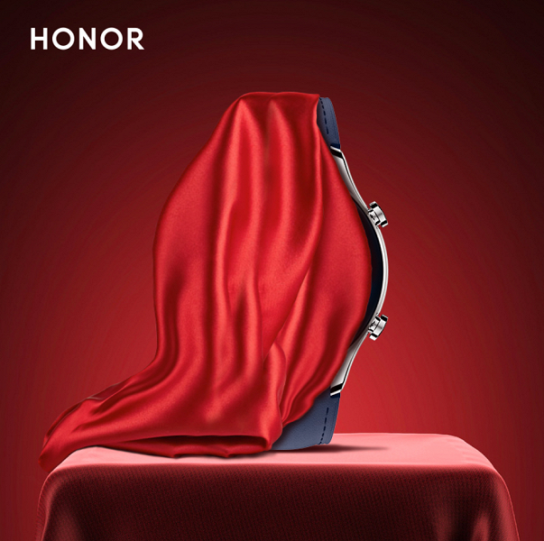 Умные часы Honor Watch GS3 можно зарезервировать до анонса — три варианта