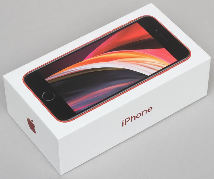 Цена iPhone SE 2020 в России опустилась ниже рекордной отметки