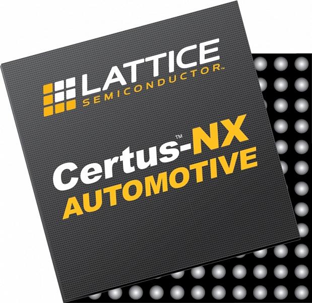 FPGA Lattice Certus-NX оптимизированы для автомобильных приложений