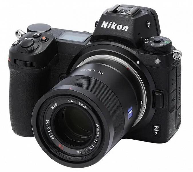 Переходник Techart TZE-02 позволяет использовать объективы с креплением Sony E совместно с камерами с креплением Nikon Z