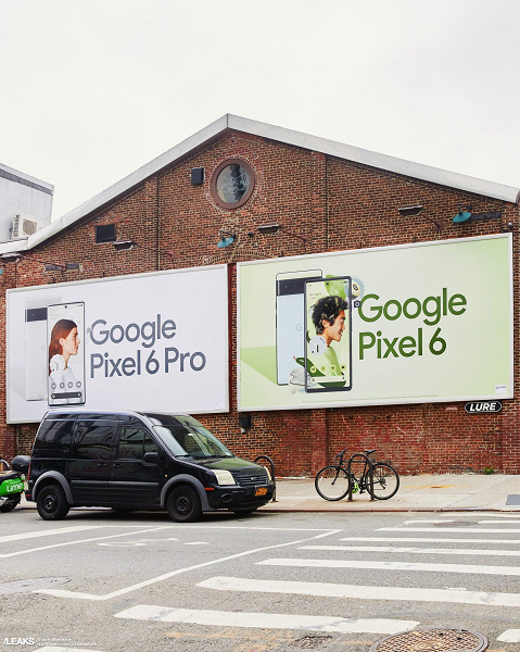 Google is already touting Pixel 6 and Pixel 6 Pro in the US