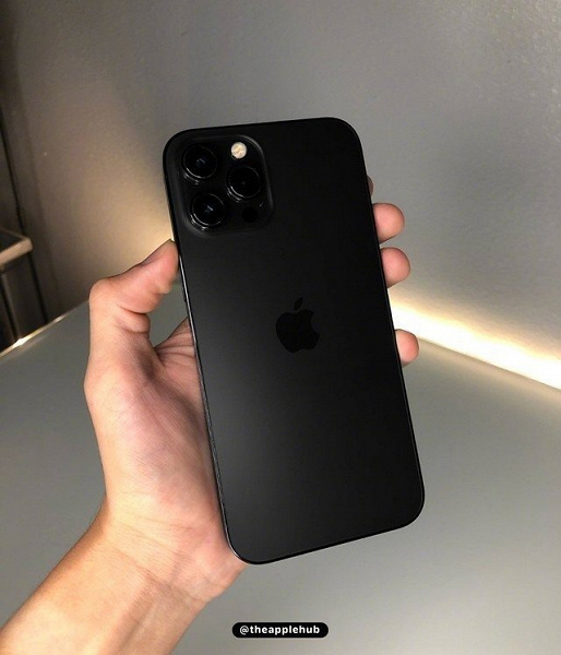 iPhone 13 Pro в бронзовом и матовом чёрном цвете показали на новых изображениях
