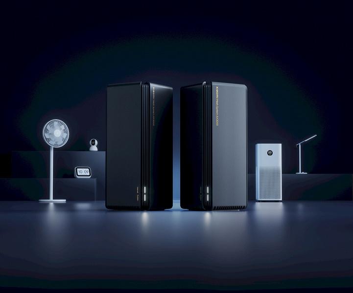 Представлены недорогой проектор Xiaomi и набор Xiaomi Mesh System AX3000. Названы европейские цены