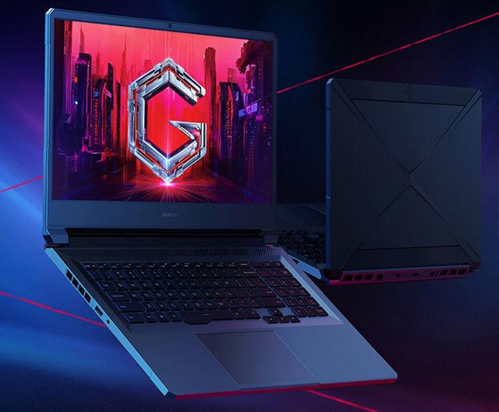 Экран 144 Гц, Ryzen 7 5800H, полнофункциональная GeForce RTX 3060 и звук DTS: X Ultra за 1080 долларов. Представлен игровой ноутбук Redmi G 2021