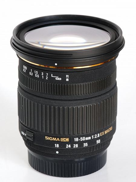 Компании Sigma приписывают намерение выпустить объектив 18-50mm F2.8 DC DN | Contemporary