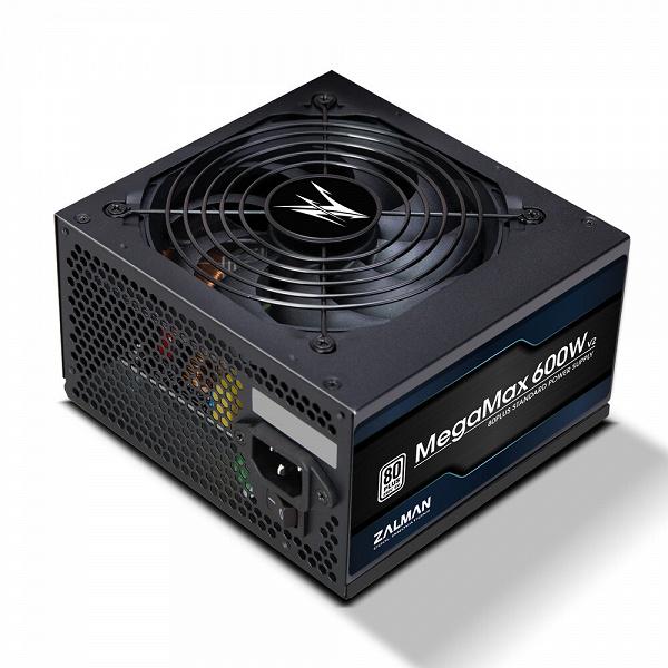 Серия блоков питания Zalman MegaMax V2 включает модели мощностью 500, 600 и 700 Вт