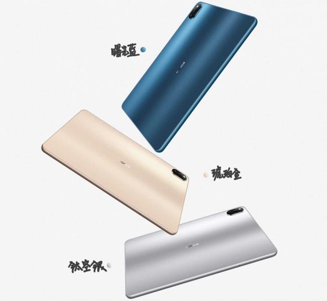 90 Гц, HDR10, Kompanio 900T, четыре динамика, DTS: X Ultra, стилус и клавиатура: планшет Honor Pad V7 поступил в продажу в Китае