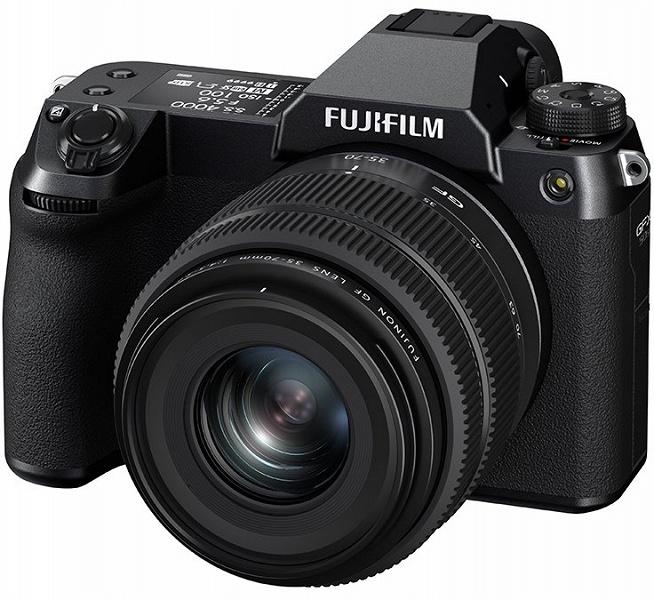 Анонсирован выпуск самой доступной цифровой среднеформатной камеры — Fujifilm GFX50S II