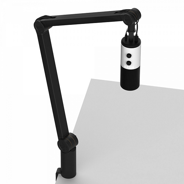 NZXT Capsule microphone for streamers and gamers