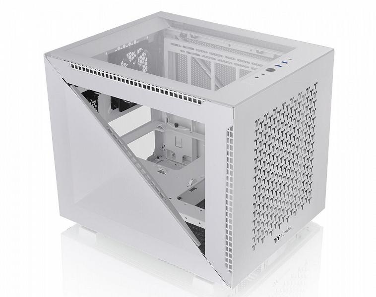 Серия корпусов Thermaltake Divider 200 TG включает четыре модели