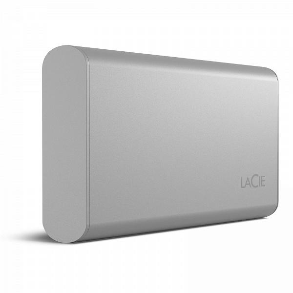 Представлены портативные накопители LaCie Mobile SSD Secure и LaCie Portable SSD