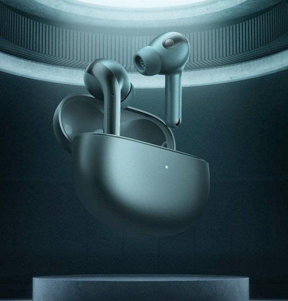 Xiaomi анонсировала беспроводные наушники Mi True Wireless Earphones 3 Pro с адаптивным шумоподавлением