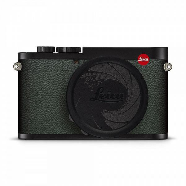 Выход очередного фильма о Джеймсе Бонде отмечен выпуском фотокамеры Leica Q2 007 Edition