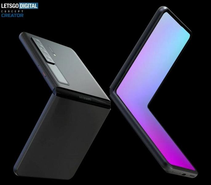 В декабре Huawei представит смартфон раскладушку Mate V вроде Galaxy Z Flip3, а также умные часы Watch GT3 и Watch D