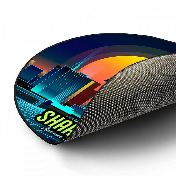 Sharkoon Skiller SFM11 — игровой коврик, но не для мыши