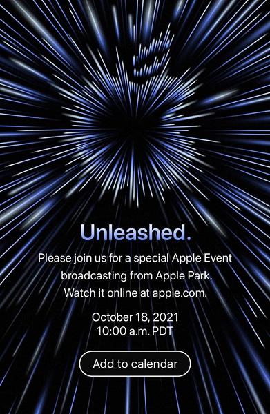 К новым MacBook Pro и AirPods приготовиться. Apple объявила дату октябрьской презентации новинок