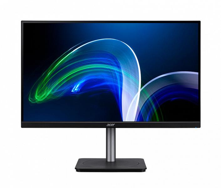Монитор Acer CB273U адресован профессионалам, работающим в сфере фотографии и дизайна