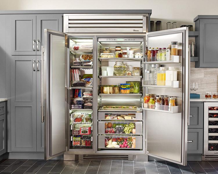Умный холодильник Amazon сможет сам заказывать еду и следить за сроком годности продуктов