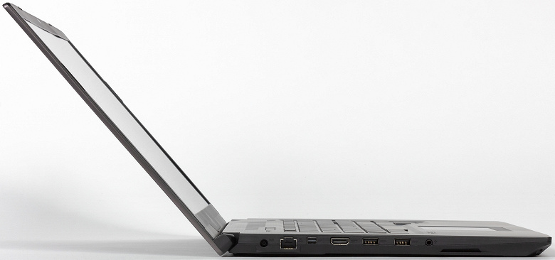Обзор 17-дюймового игрового ноутбука Asus ROG Strix GL703GM