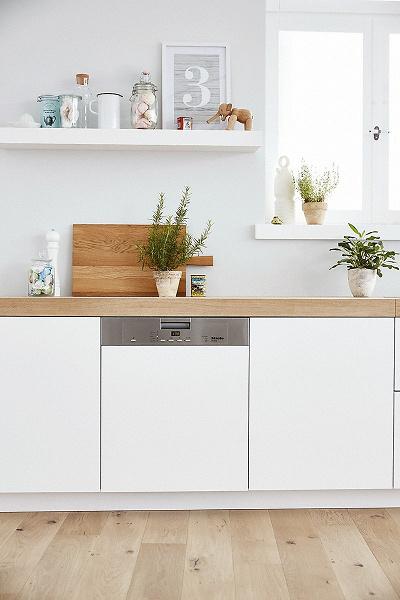 Размеры и параметры встраивания посудомоечных машин