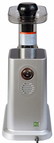 Универсальная соковыжималка Hurom GI-SBE08, серебристый