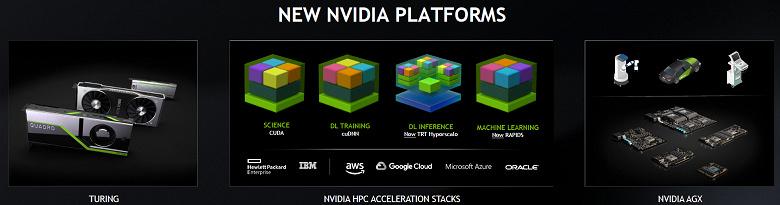 Конференция Nvidia GTC Europe 2018: высокопроизводительные