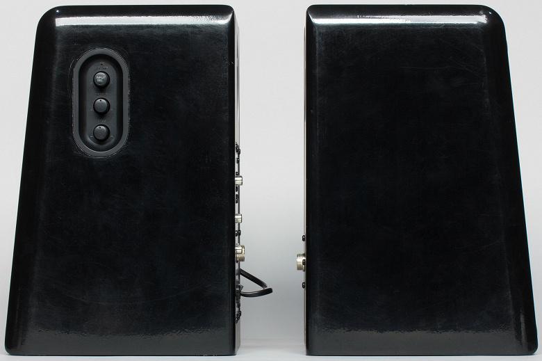 Панель управления Microlab Solo 11