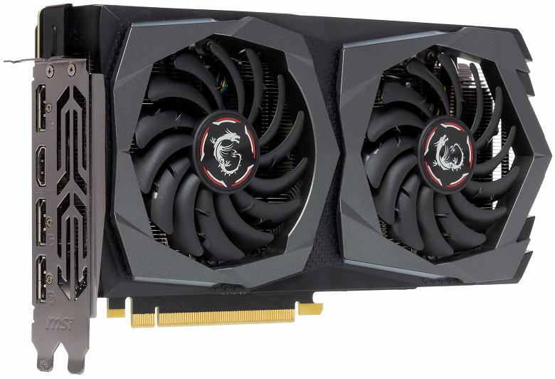 Обзор видеокарты MSI GeForce GTX 1660 GAMING X 6G.