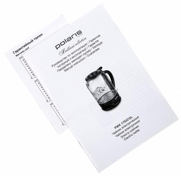 Отзывы покупателей о Электрический чайник Polaris PWK 1756C Moon цвет белый на сайте интернет-магазина Корпорация Центр