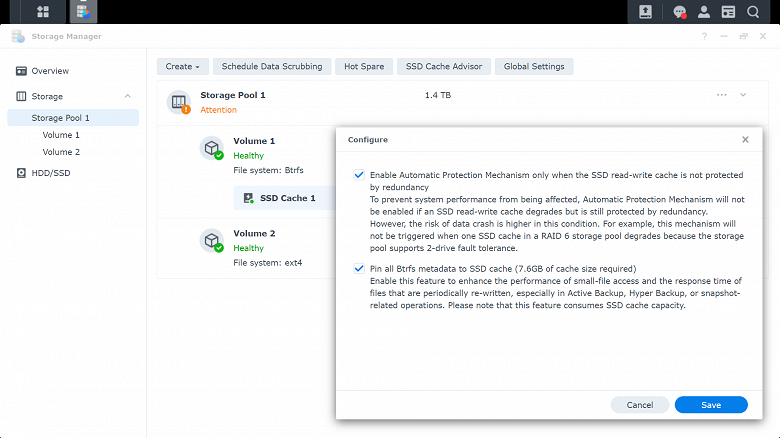 Getting Started with Synology DSM 7.0 Beta 2