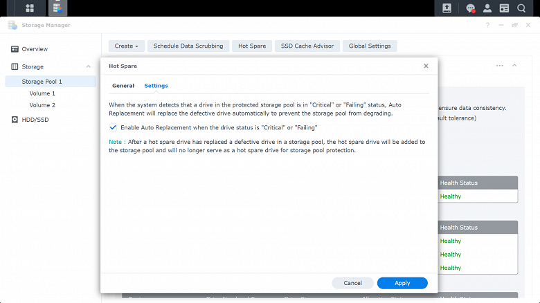 Getting Started with Synology DSM 7.0 Beta 5
