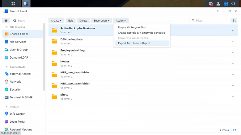 Getting Started with Synology DSM 7.0 Beta 10