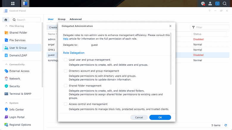 Getting Started with Synology DSM 7.0 Beta 12