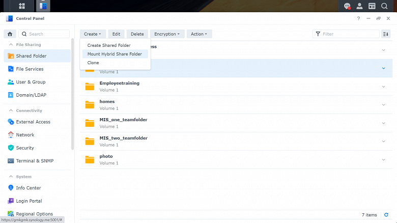Getting Started with Synology DSM 7.0 Beta 17