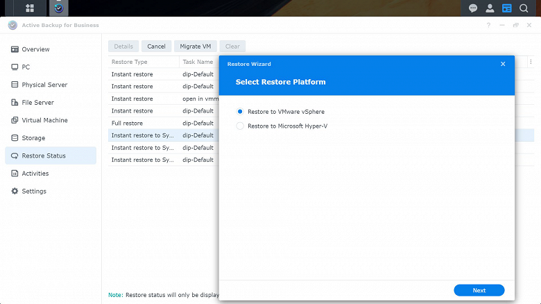 Getting Started with Synology DSM 7.0 Beta 25