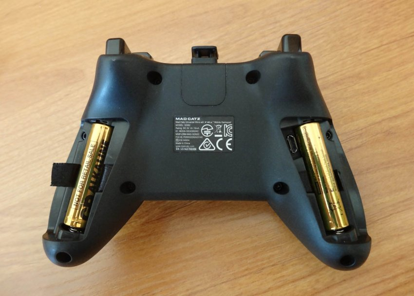Mad Catz C.T.R.L.R 32266 GamePad Drivers Download